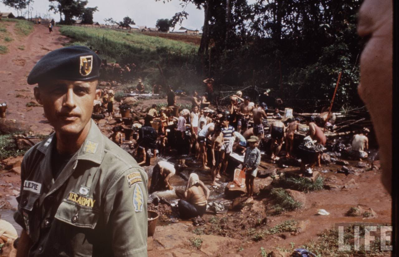 the vietnam war bellum letale The just war theory - was the vietnam war justified (walzer, 21) the first judgment is referred to as jus ad bellum, or justice of war.