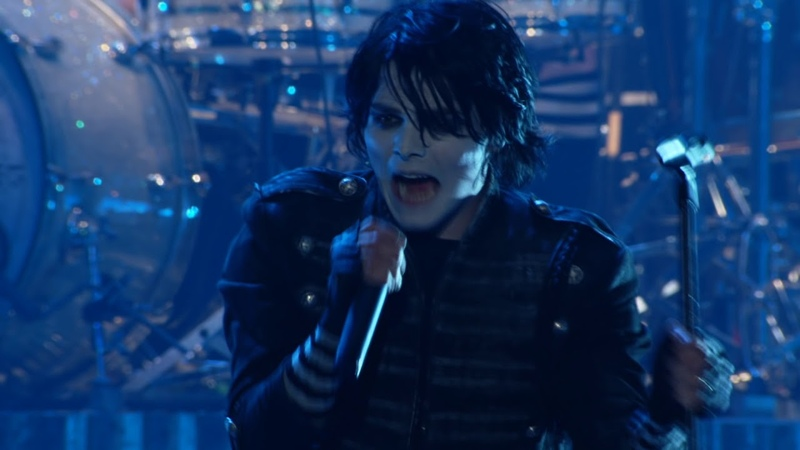 My Chemical Romance The Black Parade Is Dead Full Concert Film смотреть онлайн без регистрации