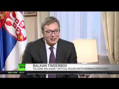 SophieCo. SERBIAN PRESIDENT: SOME EU COUNTRIES ARE HYPOCRITES ON KOSOVO ISSUE.