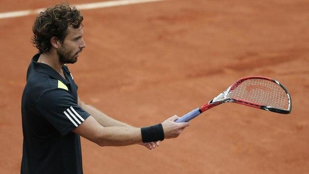 Gulbis Berdych Rolan Garros 2014