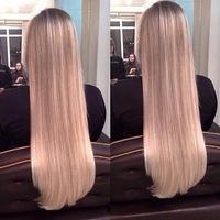 Волгодонск кератиновое выпрямление волос