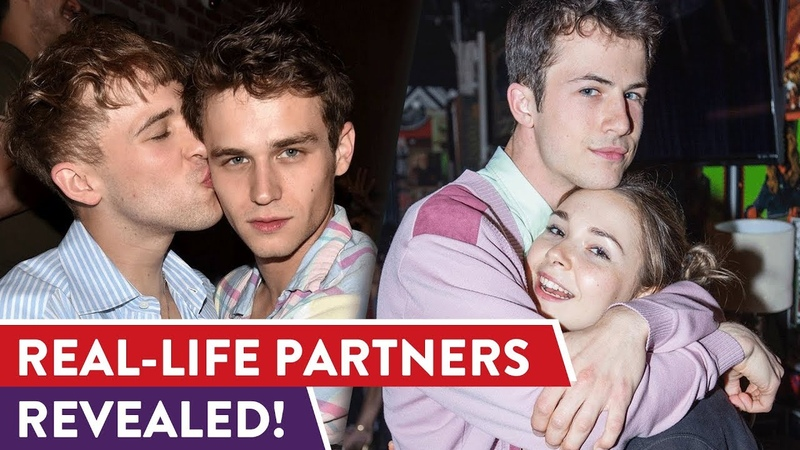 13 Reasons Why: Real-Life Couples Revealed   ⭐OSSA