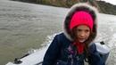 Копия видео Доча впервые на рыбалке