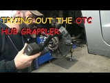 Trying Out The OTC Hub Grappler 6575 Kit
