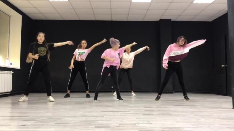 Dari, Aryana, Surzhana choreo by Viktoria M x Nastya Z