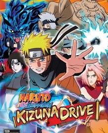 Naruto Shippuden Kizuna Drive скачать игру (PC/PSP)