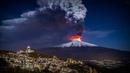 5 КРУПНЕЙШИХ ИЗВЕРЖЕНИЙ вулканов, СНЯТЫХ на КАМЕРУ