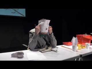 промо-ролик Записки сумасшедшего