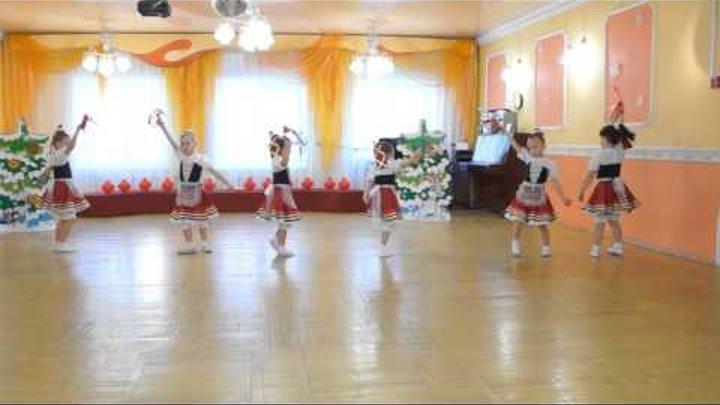 Танец Тарантелла