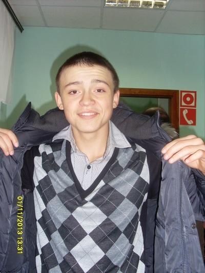 Данил Кущевский, 16 мая , Ленск, id197935432