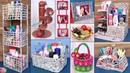 10 Newspaper Craft All DIY Organizer Home Decor Ideas Handmade Things