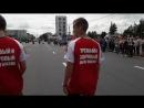 Парад на День молодежи SW Витебск SW Минск