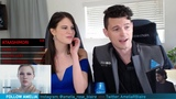 Bryan Dechart plays RED CONNOR Stream #5 Detroit Become Human with Amelia Rose Blaire