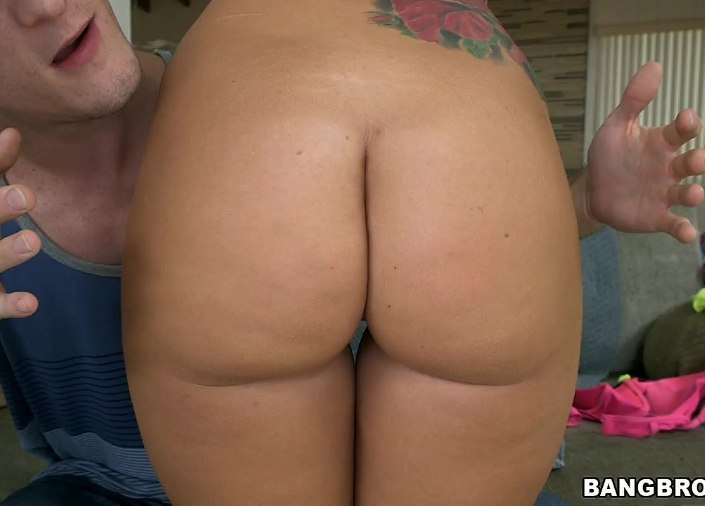 Beautiful Round Ass!