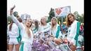 Moscow autumn bike parade 2018 Московский Велопарад 16 09 2018