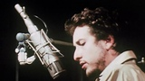 Johnny Cash and Bob Dylan -