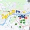 Визуализация открытых данных maperm.ru