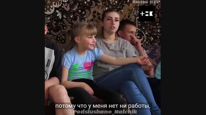 Усыновила 6 своих братьев и сестру 🤗 Какая умница❤️🙏🏻