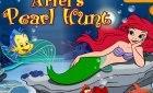 Игра русалочка Ариэль охотница за жемчугом