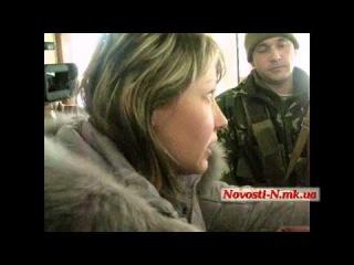 В Николаеве: Скандал на ККП воинской части в Николаеве