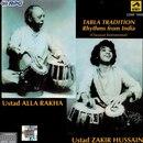 Alla Rakha and Zakir Hussain 2002 Rhythms of India