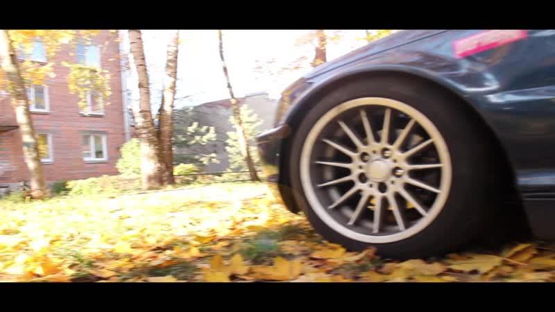 BMW E46 КУПЕ\\SMELT WEAR