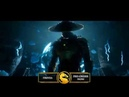 MORTAL KOMBAT 11 FIRST REAL GAMEPLAY FATALITIES AND XRAYS