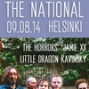 The National - Хельсинки - 09.08.14 - M&T