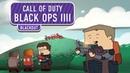 Call of Duty Black ops IIII Blackout Бета тест убийцы PUBG