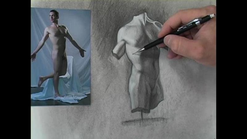 Matthew Archambault - Drawing Tutorials Online - Charcoal_15