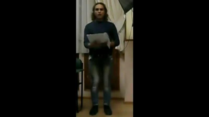 Ф.Лист. Как дух Лауры (тенор) / Ferents Liszt -Come spirito di Laura (tenor)