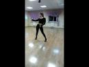Strip пластика / Choreo Тоня / ТС Силуэт г.Самара