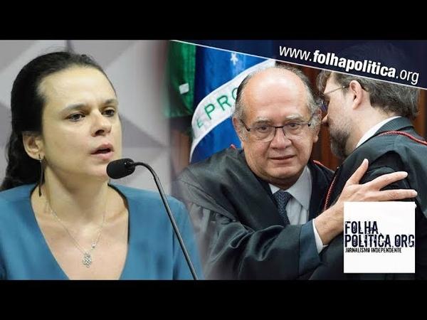 Janaína Paschoal pede Lava Toga e apuração sobre Toffoli 'denúncias graves