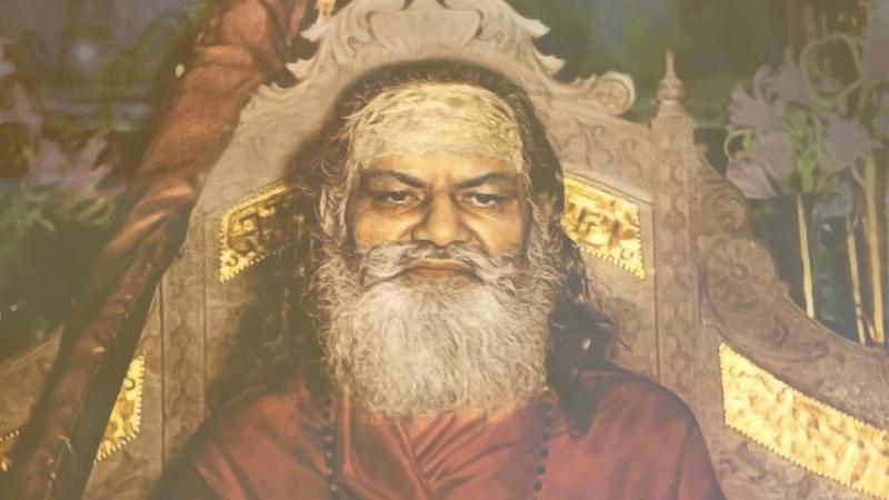 Swami Brahmananda Saraswati Shankaracharya of Jyotir Math