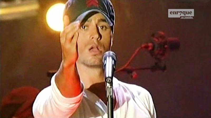 Enrique Iglesias - TOTALLY ROCKIN' it with TOBS in Malta 07
