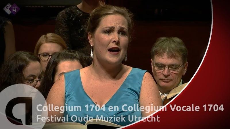 Rameau Les Boréades - Collegium 1704 led by Václav Luks - Utrecht Early Music Festival