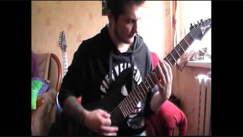 Ivanezov - Blowtorch Slaughter (Cannibal Corpse cover)