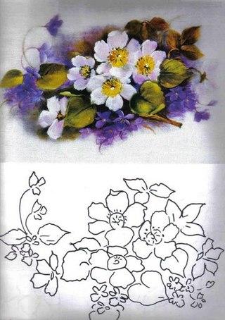 цветы фото букетов