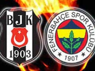 Beşiktaş Fenerbahçe maçı kaç kaç bitti golleri kim attı maç skoru sonucu