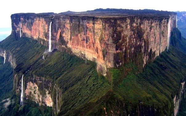 Рорайма, Южная Америка