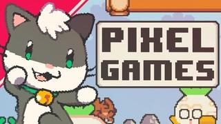 Новые пиксельные игры на Android, iOS