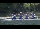 Duisburg World Cup Canoe Sprint K4 500m Women Final 2012