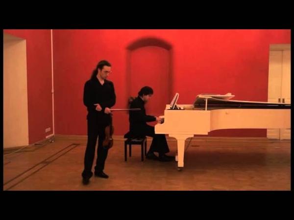 Чайковский П.И. - Концерт для скрипки с оркестром D-dur, 1-ая часть