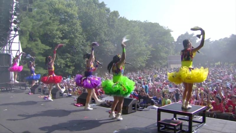 Team Syachihoko - Joint - Rock in Japan Fes 2015 Day 3 20150808 (Wowow 20150916)