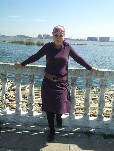 Аминат Айтберова, 8 июля 1978, Одесса, id218395048