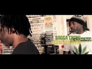 Congo Natty feat. YT  Nanci Correia - Jah Warriors (Official Video)