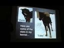 Lance Mackey at the Sled dog seminar in Norway 2010 Part 1