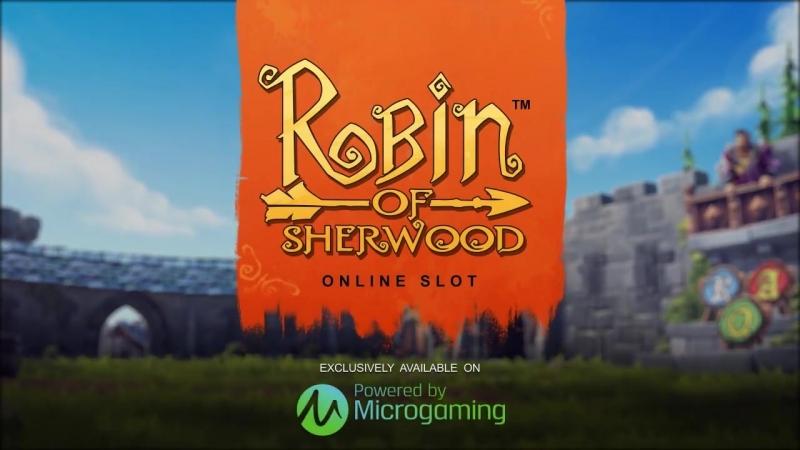 Голдфишка Robin of Sherwood Online Slot™ Promo