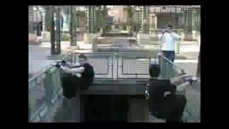 YouTube - Journee EIV Parkour day 18fev2007
