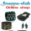 Scappa - кожаные браслеты, аксессуары, ремни